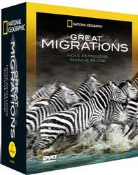 大遷徙 GREAT MIGRATIONS
