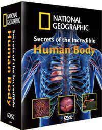不可思議的人體秘密 Secrets of The Incredible Human Body