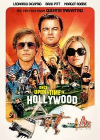 從前,有個好萊塢 Once Upon a Time In Hollywood